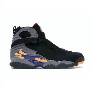 """◾️🔸🔹Air Jordan 8 """"Phoenix Suns"""" (Sz 11)"""
